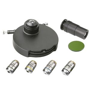 Microscópio Acessórios