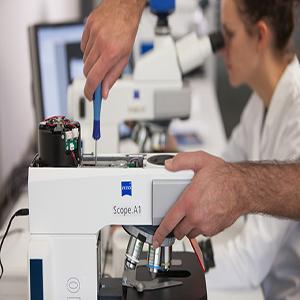 Microscópio Manutenção